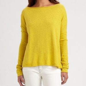 Vince Lightweight Cotton Sweater